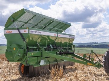 Do you know the remarkable features of Bruttus 12000 hopper?